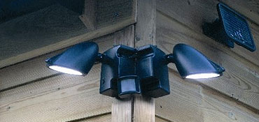 Outdoor Security & Motion Lighting